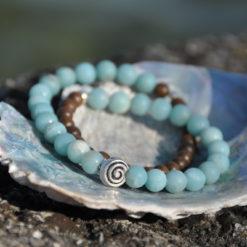 seashell armschmuck
