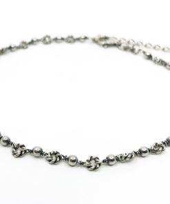 Fussketteli Silber